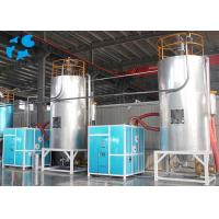 Energy Saving Plastic Pellet Dryer / Industrial Desiccant Dehumidifier