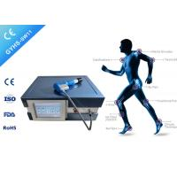 Buy cheap Muscle Pain Removal Multifunctional Beauty Machine Extracorporeal Shockwave Therapy Instrument product