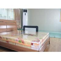 Buy cheap Mesh Kids Safety Bed Rails  With Harmless Painting Woven Net product