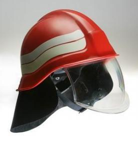 MED Fire Fighter's Helmet Marine Fire Fighting Equipment / Fireman Outfits for Men