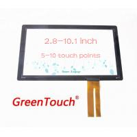 Buy cheap 2.8 Inch - 10.1 Inch Capacitive Touchscreens Cusfftom With I2C Interface from wholesalers
