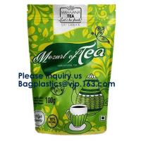 Buy cheap Coffee Packaging Bags Flat Bottom Coffee Bag Stand up Coffee Bags Side Gusset Bags Flat Side Seal Coffee Bags product