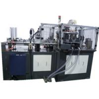 Buy cheap Thermoforming Ultrasonic Sealing Paper Cup Forming Machine High Speed ultrasonic&hot air system high automation product