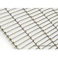 Heat Treatment Ladder Conveyor Belt , Wire Mesh Conveyor Belt Custom Design
