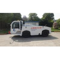 160 KN Electric Tow Tractor , Stable Aviation Ground Support Equipment