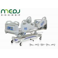 Buy cheap Five Functions Electric Hospital Bed With Side Rails , MJSD04-05 Adjustable from wholesalers