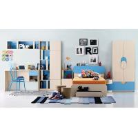 Buy cheap Melamine E1 MDF Board 1.2 Meters Childrens Beds With Storage For Boy And Girl product