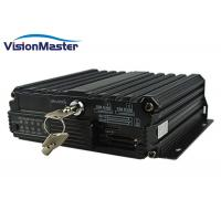 Buy cheap H.264 Compression 4 Channel Car DVR Recorder 36V For Car 128GB SD Card * 2 from wholesalers