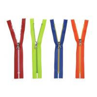 Buy cheap No. 5 Plastic Stick TPU Water Proof Zipper For Outdoor Apparel , Diving Suit product