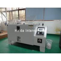 China LCD Touch Screen Salt Spray Test Chamber , 108L 270L Salt Spray Corrosion Test Chamber wholesale