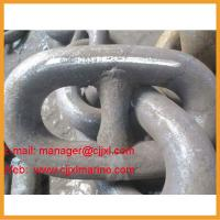 Buy cheap Carbon Steel Stud Link Anchor Chain product