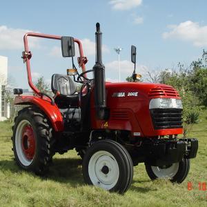 Buy cheap Granja agrícola del tractor de cuatro ruedas del tractor 20hp 2wd del acuerdo del tractor JM200E del césped de China Jinma product