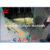 Buy cheap 10 Ton Waste Paper Baler Auto Recycling Equipment 3 Phase 220 Volts product