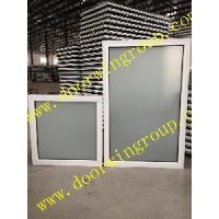 China Aluminum Double Glazing Window on sale
