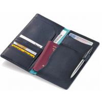 Buy cheap Multifunctional Stylish Leather Wallet , Travel Document Organiser Wallet product