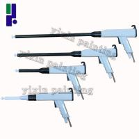 Buy cheap Electric Powder Coating Gun Extension Rod , Spray Gun Plastic Extension Tube product