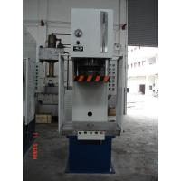 China Accurate Stroke 315T C Frame Hydraulic Press For Drawing Computer Optimized Designed on sale