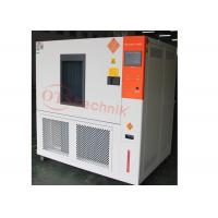 Buy cheap Fast Rapid High Low Temperature Thermal Cycle Chamber With SUS# 304 Stainless Steel Body product