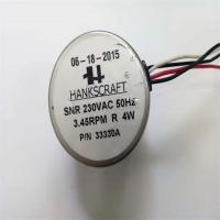 Buy cheap 230v 60/50hz Small Appliance Motors 3w Max Power For Househould Appliance product