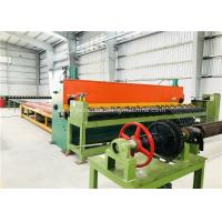 Buy cheap Hexagonal Wire Mesh Machine 4300mm Working Width With Touch Screen PLC Control product