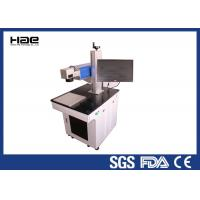 Buy cheap Auto Parts Glass Engraving Machine , 5W Laser Marking And Engraving Machine product