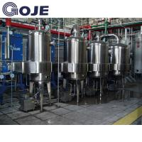Buy cheap Efficiency Multiple Effect Evaporation For Sugar Food Industry product