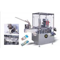 Buy cheap Simple Operation Vertical Automatic Cartoning Machine Packing AL / PL Blister product
