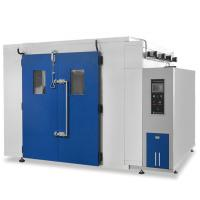 Buy cheap SUS304 Stainless Steel Inner Humitdity Range 30% ~ 98%RH Walk In Test Chamber For Heavy Duty Equipement product