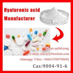 China Cosmetic gradehyaluronicacidpowder, purehyaluronicacid food grade hyaluronic grade on sale