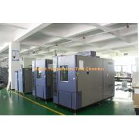 China Rapid Rate Temperature Cycling ESS Chamber For Environmental Testing wholesale