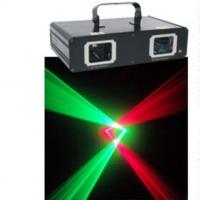 China Double Head LED Laser Lighting Green / Red Stage Light for Night Club wholesale