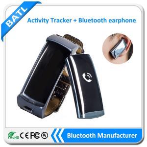 Buy cheap Auriculares avanzados del bluetooth del auricular de botón del micrófono con anulación de ruido de BATL B6 product