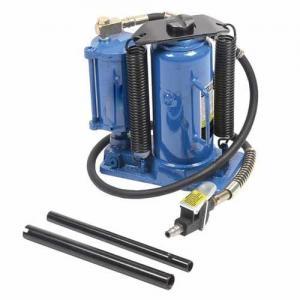 Buy cheap Ram Saddle 12 Ton Air Hydraulic Bottle Jack Manual Lifting product