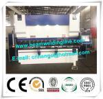 Buy cheap Heavy Duty 4 Axis CNC Press Brake Machine , 400 Ton Sheet Bending Machine product