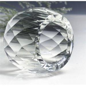 China 水晶ナプキン リング、水晶ナプキンのホールダー wholesale