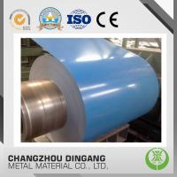 Buy cheap RAL Standard Prepainted Galvanized Steel With PE / PVDF / SMP Coating product