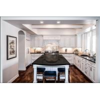 Buy cheap American type solid wood kitchen cabinet product