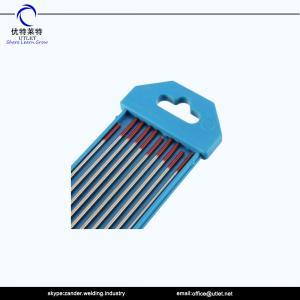 China Good Welding Yttriated Tungsten Electrodes,Tig Welding Rods WY20 on sale