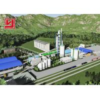 Buy cheap YUHONG Cement Rotary Kiln Equipment , Cement Production Line For Lime / Gypsum product