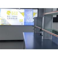 Buy cheap Laboratory Furniture Epoxy Resin Lab Countertops 2480 * 1800mm With Blue Color product