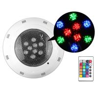 Buy cheap Free shipping 9W RGB LED light Swimming Pool Underwater Light Fountain Spotlight Lamp with Remote Control 12V product