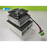 Buy cheap 50W 4.0A Peltier Thermoelectric Cooler  Assembly For Cabinet Cooling product