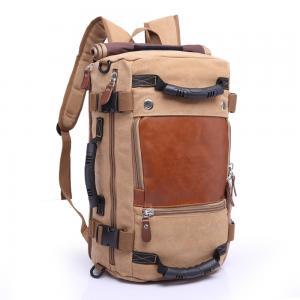 Buy cheap Сумка стильных людей рюкзака компьютера сумки посыльного рюкзака большой емкости перемещения мужских многофункциональная разносторонняя product