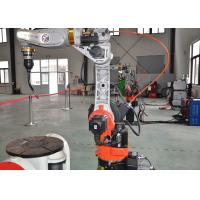 Buy cheap Multistation CO2 Welding Robot  Electric Drive 1400mm Max Reach Fully Digital product