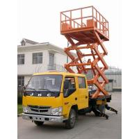Truck Mounted aerial Lifts
