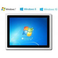 China Atom N2800 Multi Touch Panel PC Wide Temperature with Anti-vandal water-proof on sale