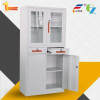 Buy cheap Durable and strong structure steel cupboard with two drawers for sales product