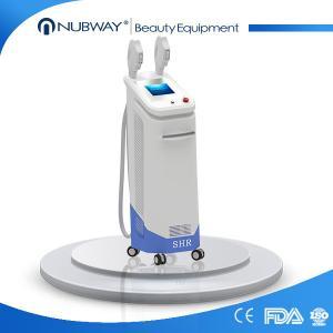 Buy cheap 2016High energy SHR IPL Laser hair removal machine product