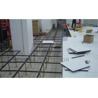 Buy cheap Light Weight Raised Floors Systems , Computer Room Woodcore Raised Floor product