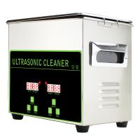 Buy cheap 3.2L100W Digital Ultrasonic Jewelry Cleaning Machine With Stainless Steel Basket product
